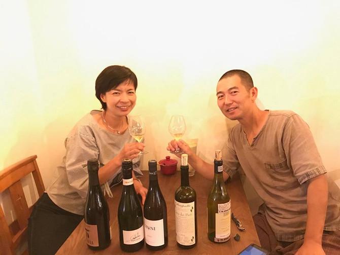 自然派ワインの仕入れ先を、パーラー江古田さんに!