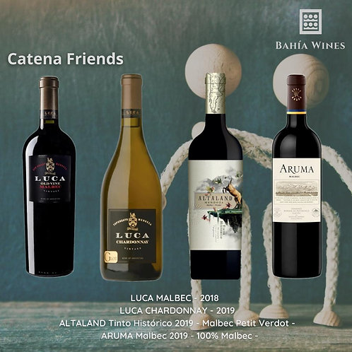 Box Catena Friends