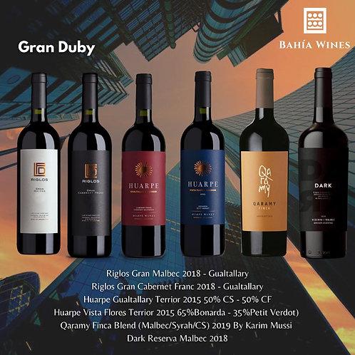 Box El Gran Duby