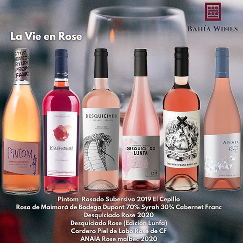 Box La Vie en Rose