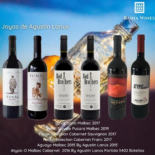 Box Joyas de Agustín Lanús