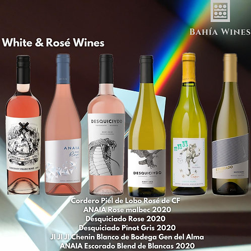 Box White & Rosé Wines