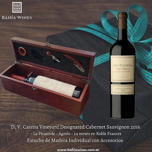D.V. Catena CS 20106 Vineyard Designated  con Estuche para Regalo