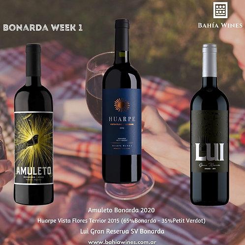 Box Bonarda Week 1
