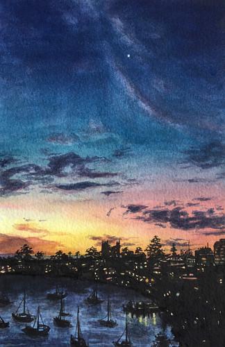 Isolation Sunset 5