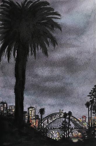 Isolation Night-sky 9