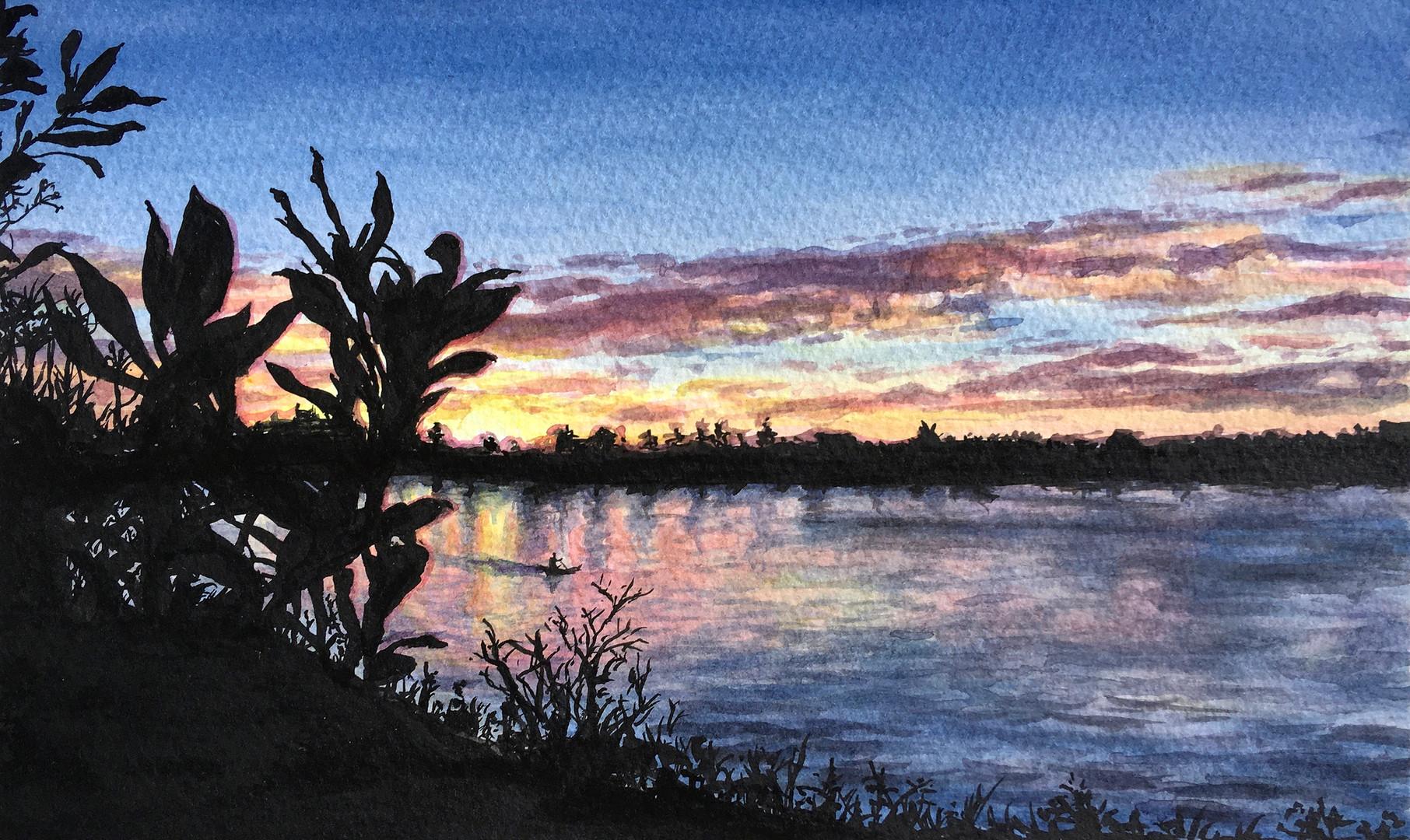 Isolation Sunset 4