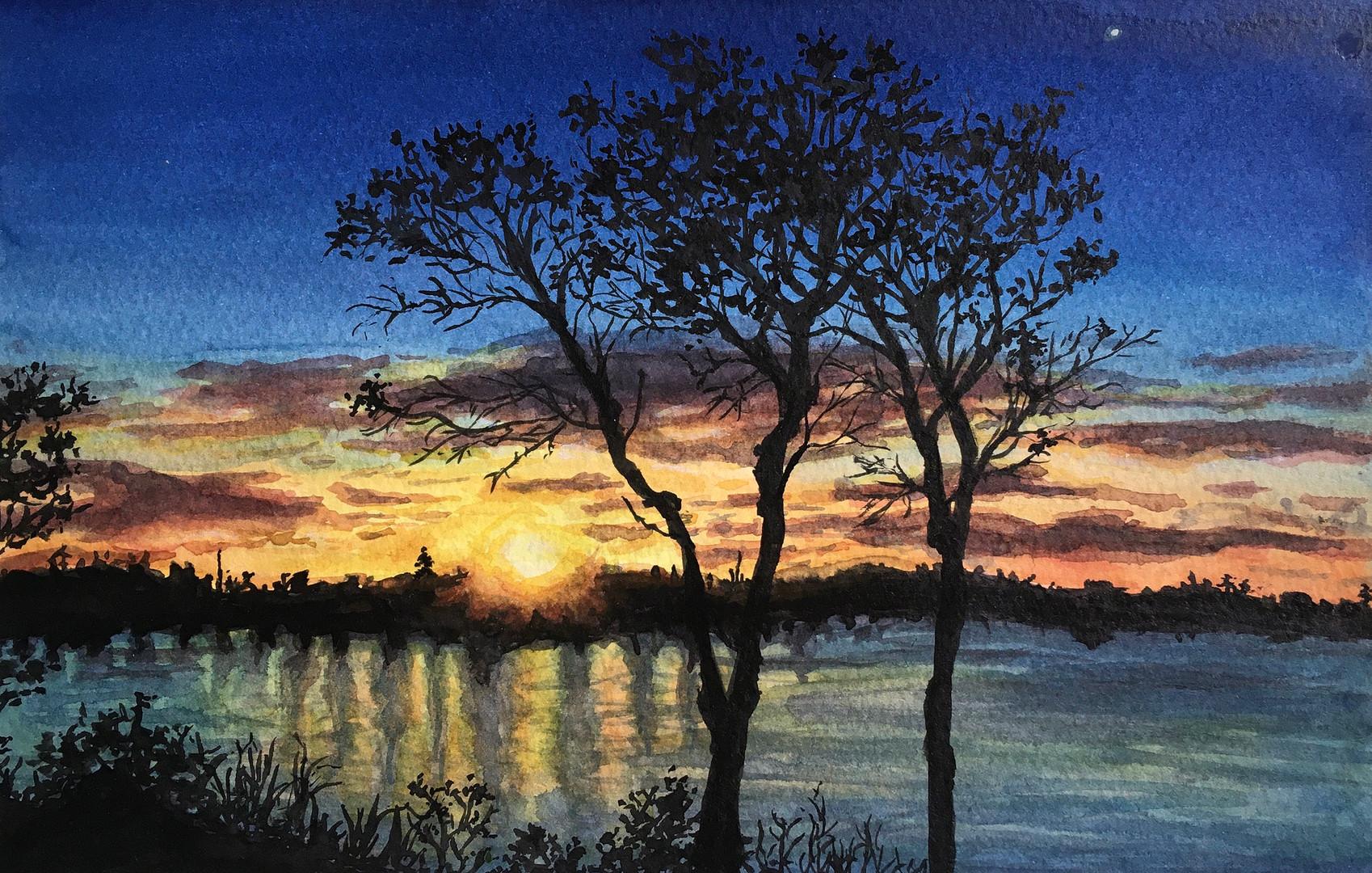Isolation Sunset 2