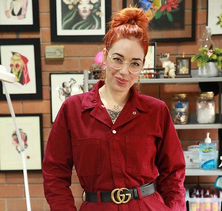 Eddy-Lou Tattoo Artist