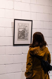 Eddy Lou Exhibition, Grotesque Companion