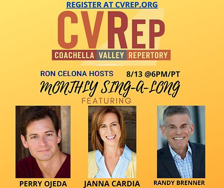 CVRep Sing-a-long