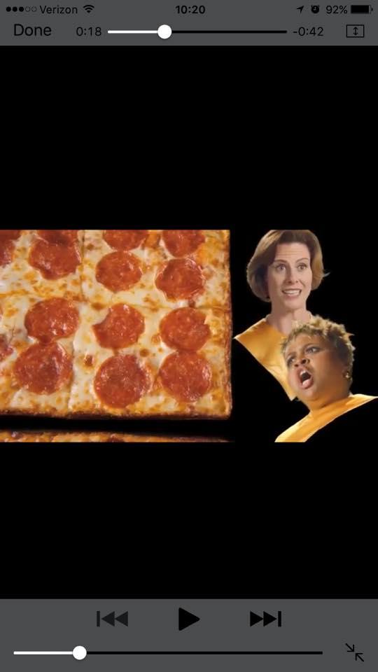 Little Cesears Commercial