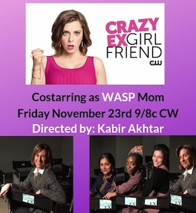 WASP Mom on Crazy Ex Girlfriend