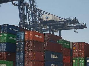 envio carga por barco
