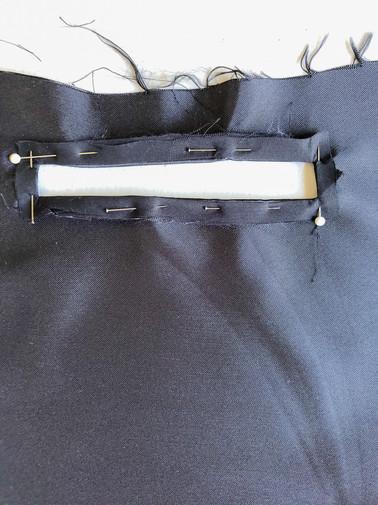 11. Front Zipper