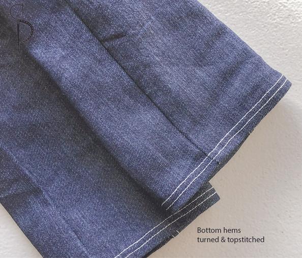 Bottom Hem