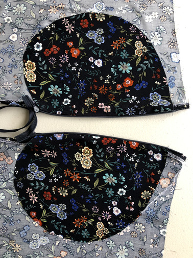 3. Invisible Zipper Side Pocket & Side Seams