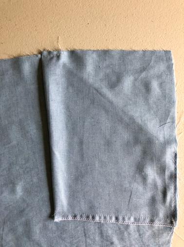 2. Slant Pockets & Side Seams