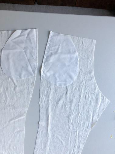 2. Side Pockets & Side Seams