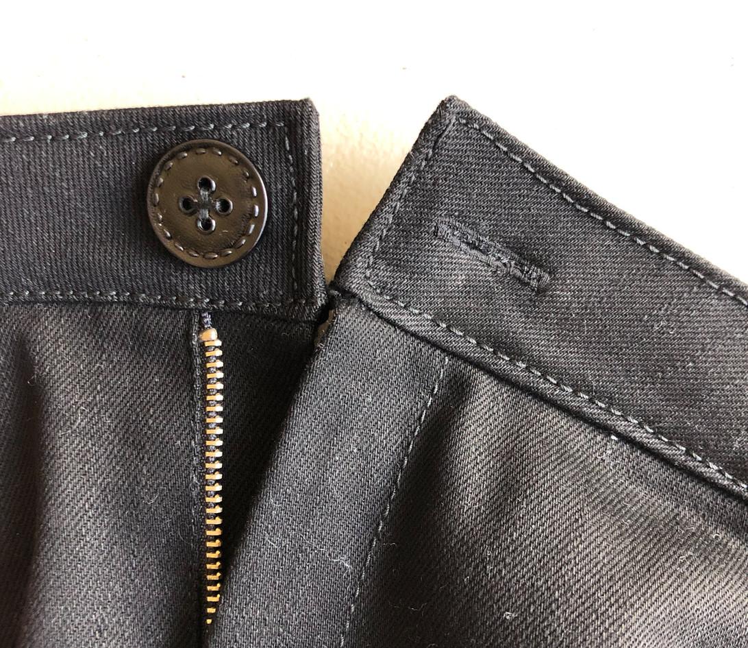 Buttonhole & Button