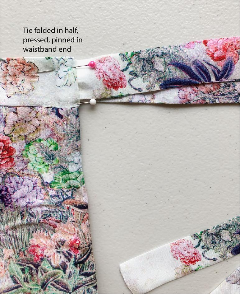 Belt Ties attachment