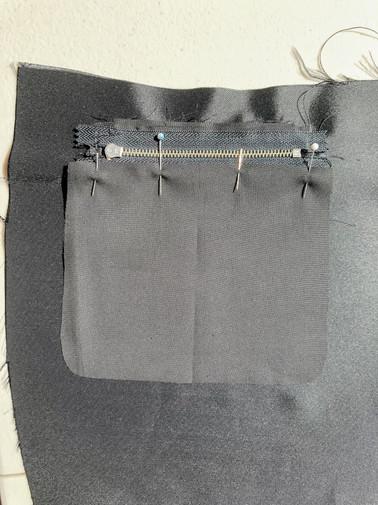 14. Front Zipper