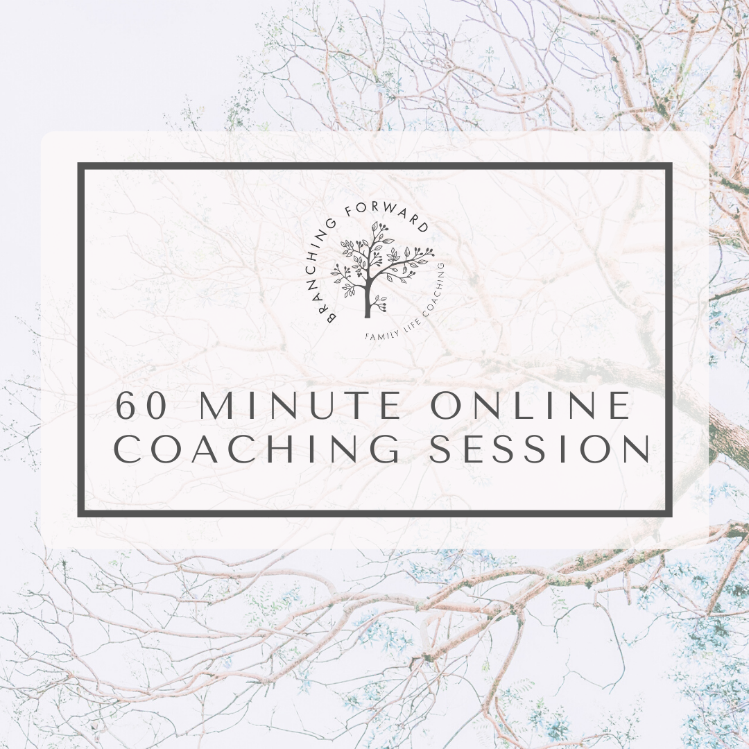 Online Coaching Session - 60 mins