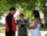 Marriage Celebrant  Wedding
