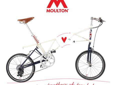 MOULTON 英国ウェディング記念モデルご予約受付中です。5/31まで