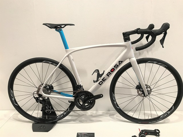 2020 DEROSA IDOL WHITE BLUE