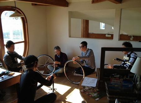 <INFO> 6/28(日)パンク修理講習会開催します☺