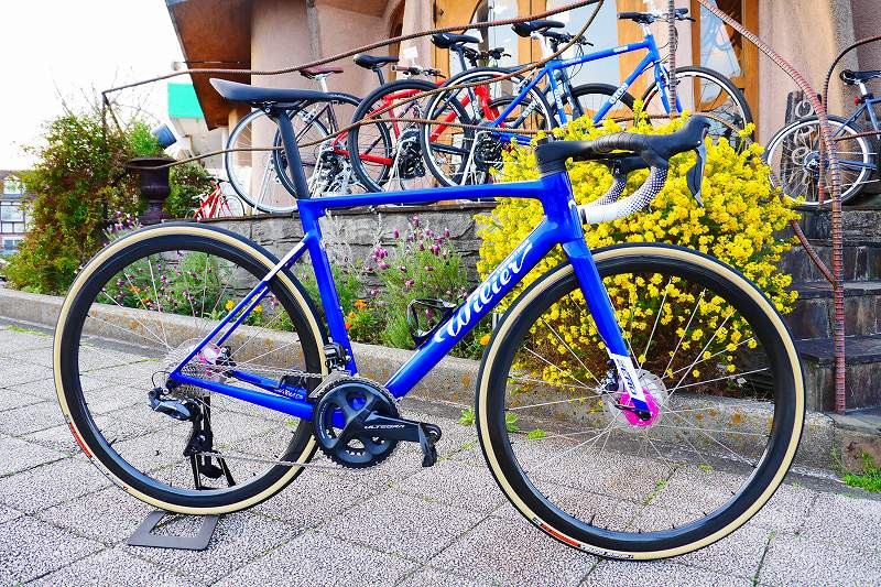 Wilier Zero SLR  | cyclistOGGI