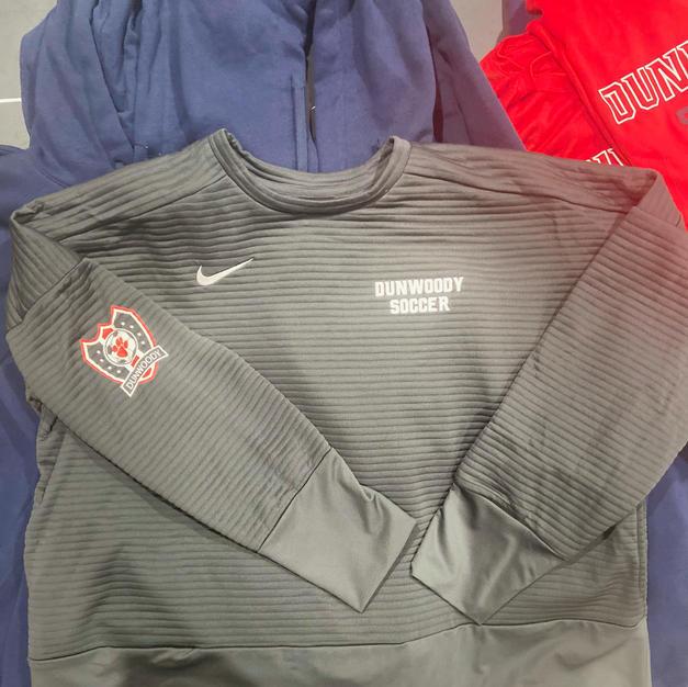 Nike Charcoal Sweatshirt