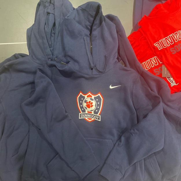 Nike Women's Navy Hoodie
