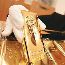 Compro Barras de ouro