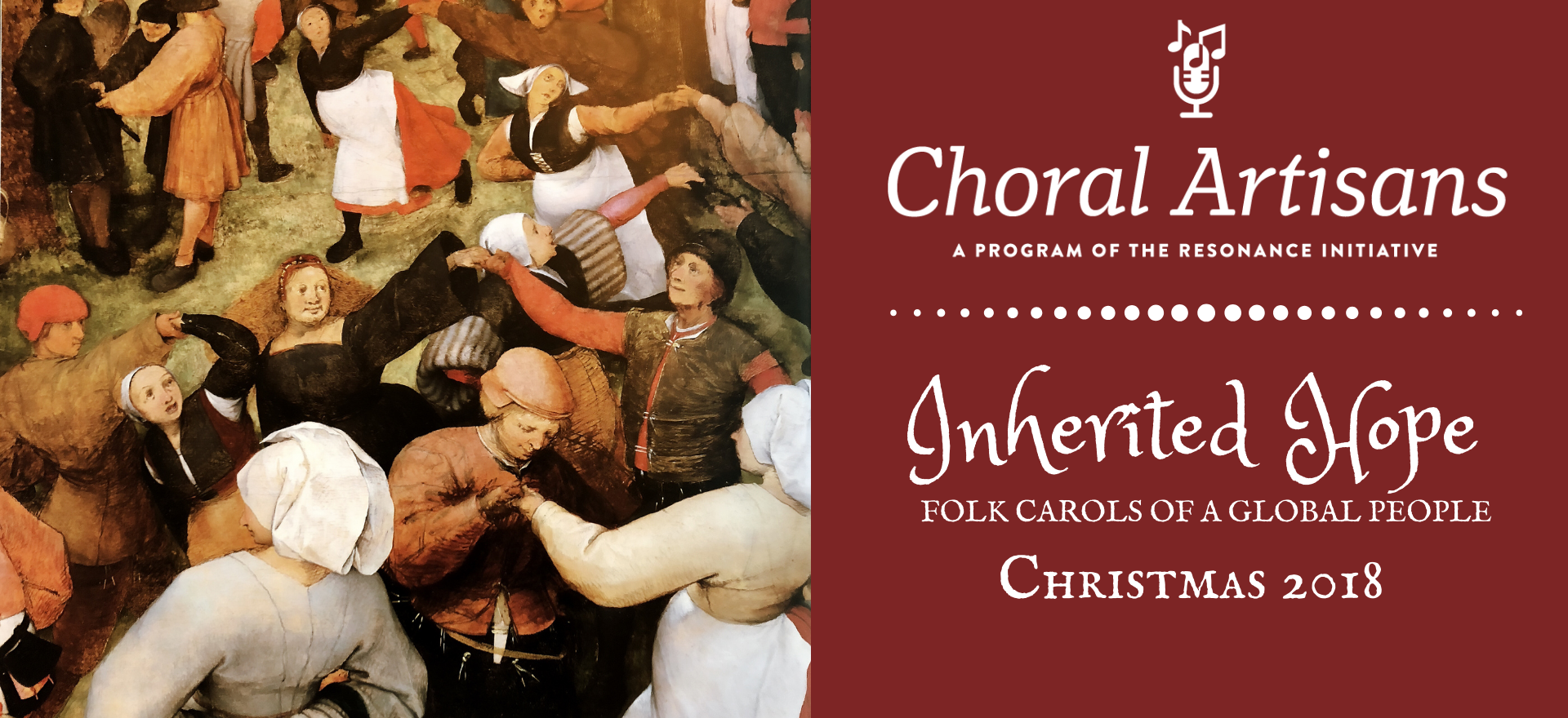 Choral Artisans - Christmas 2018