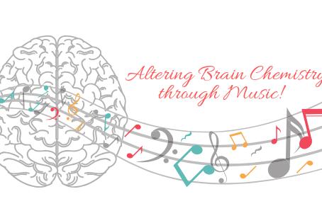 Altering Brain Chemistry through Music