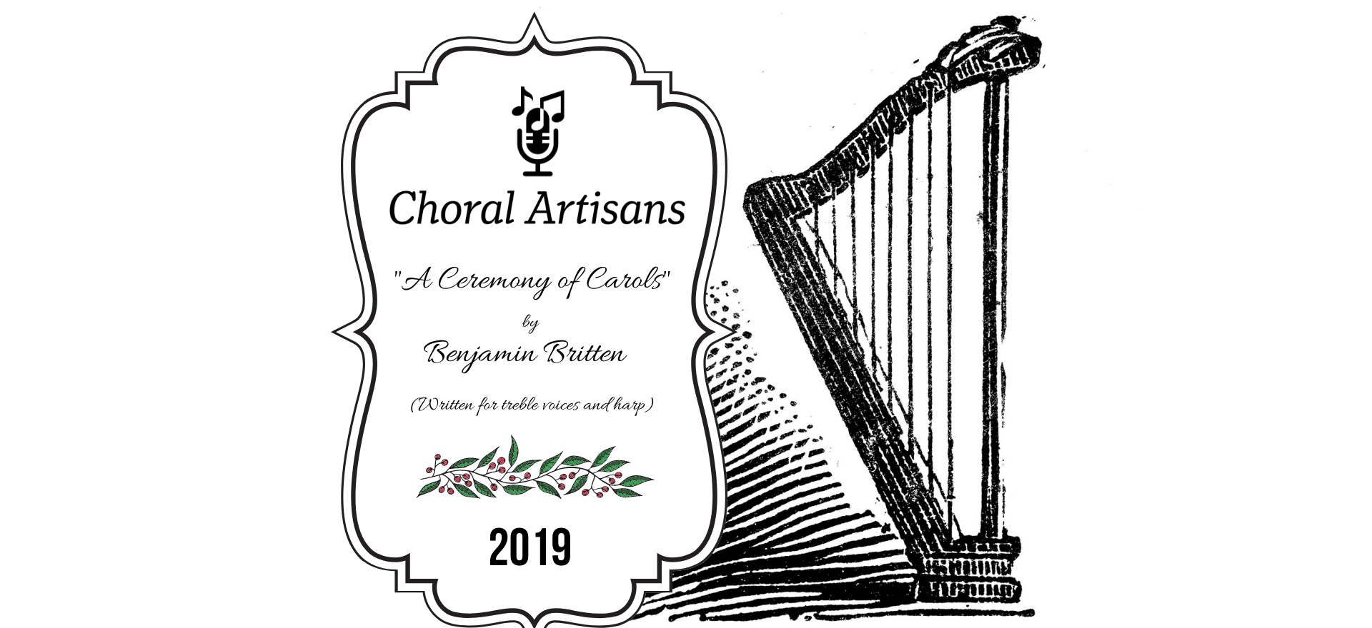 Choral Artisans - Christmas 2019