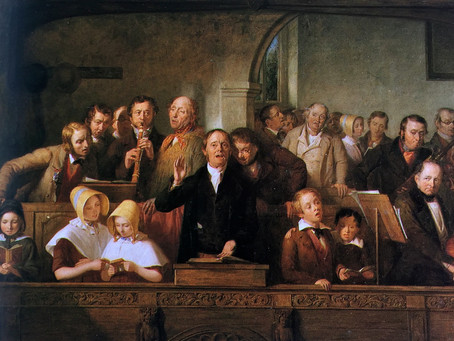 """""""Singing is the most human, companionable of the arts."""