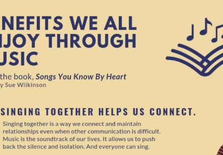 Benefits We All Enjoy Through Music