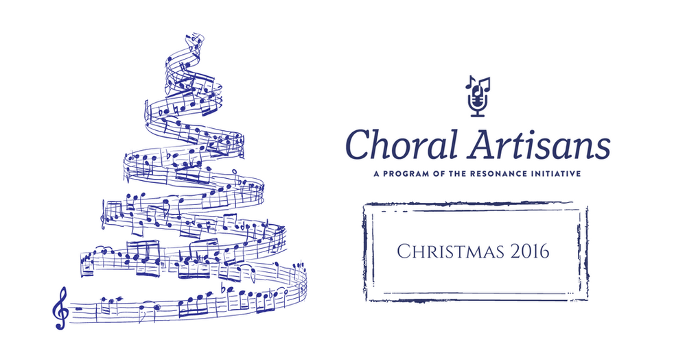 Choral Artisans - Christmas 2016