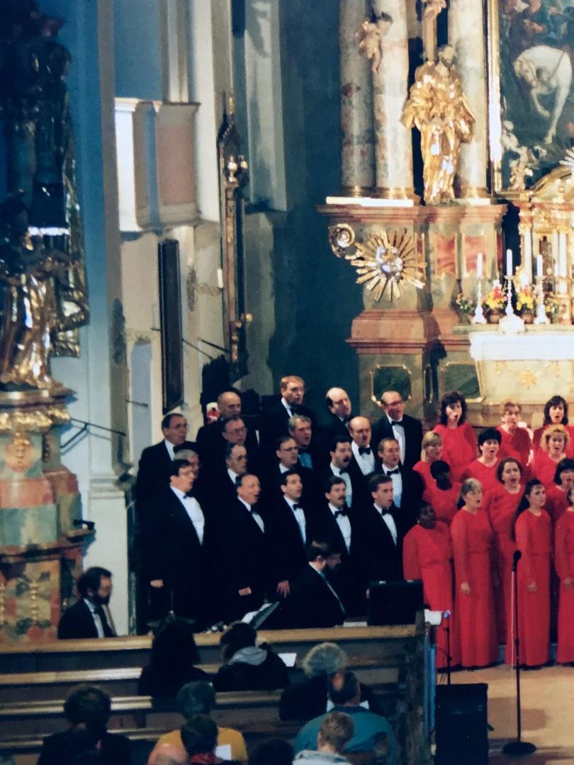 Various Choral Ensembles