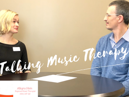 Talking Music Therapy
