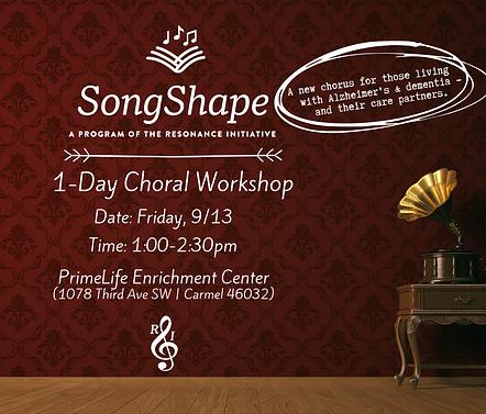 The SongShape Chorus | The Resonance Initiative