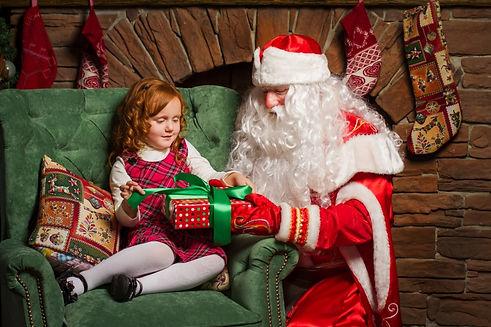 заказать Деда Мороза домой