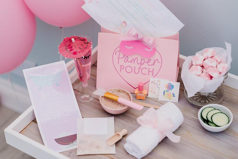 Girls Mini DIY Pamper Kits