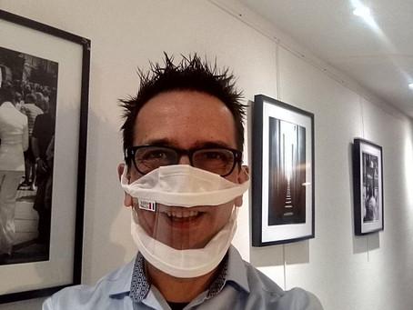 J'ai testé le masque inclusif