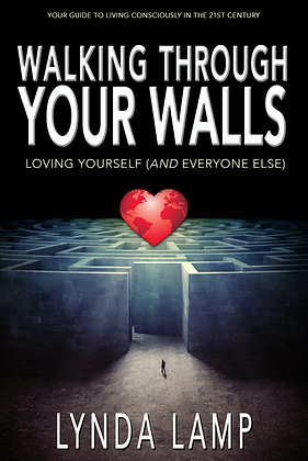 Walking Through Your Walls Hardback Autographed!