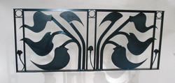 Exterior Decorative Railing