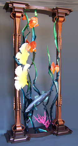 Decorative Floor Screen
